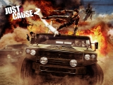 Just Cause 2 Game Widescreen